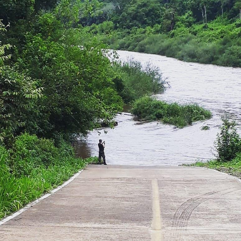 Se habilitó el paso del puente de acceso al Parque Provincial y Saltos del Moconá