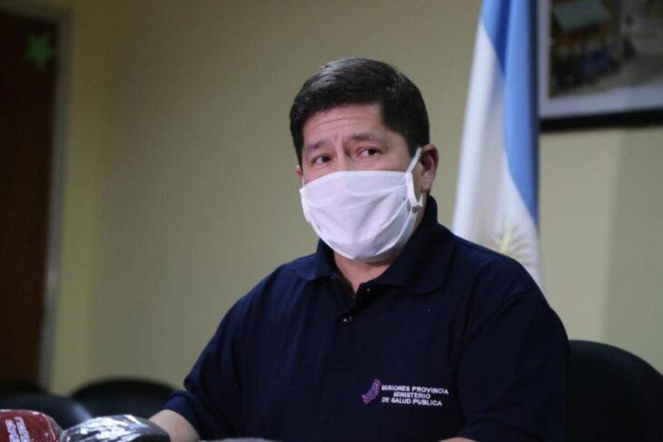 Oscar Alarcón remarcó que el uso de la ivermectina es para pacientes con Covid-19 y para individuos que tengan contacto estrecho con un positivo