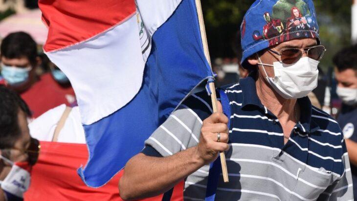 Paraguay: la nueva variante del covid ya podría estar en el país vecino