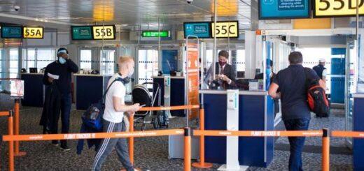 Coronavirus: el Reino Unido prohibió la llegada de vuelos desde 14 países de América Latina