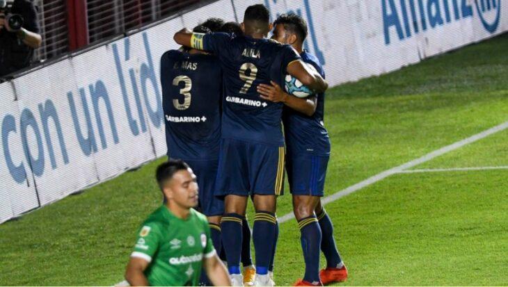 Boca finalista de la Copa Diego Maradona: empató 2 a 2 con Argentinos