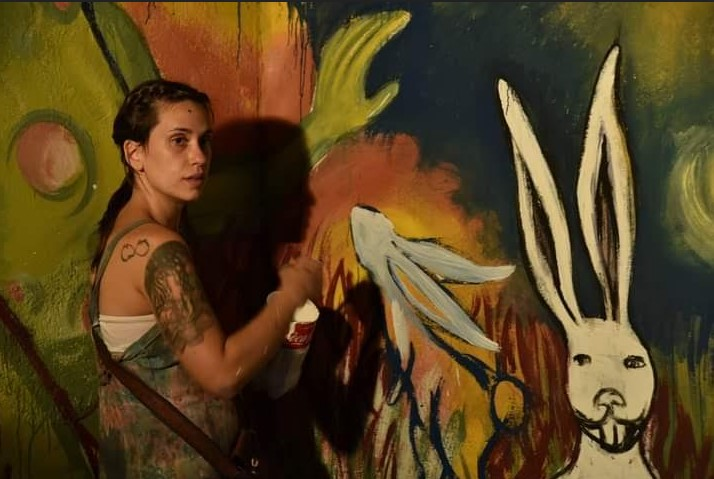Arte en Verano: Carlos Marcial y Mikaela Obermann presentarán su muestra artística en el Posadas Plaza Shoping