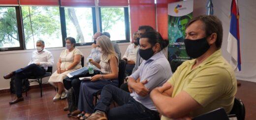 La UDPM participó en una reunión con el Ministro de Educación de la Nación, Nicolás Trotta, en Posadas
