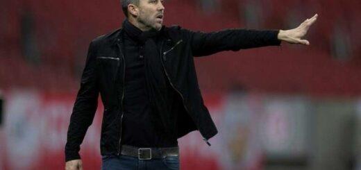 """El """"Chacho"""" Coudet se enfrentará al Real Madrid por la Liga Española"""