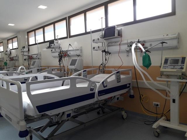 Coronavirus: Los hospitales públicos de Misiones tienen más del 40% de capacidad disponible