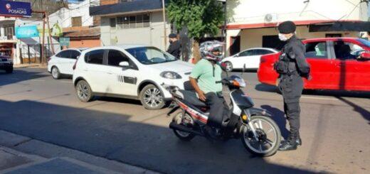 Más policías saldrán a la calle a hacer cumplir los protocolos en Misiones