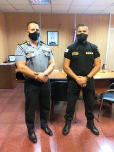 nuevo jefe de la policía de Misiones