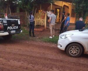 San Vicente: continúa la búsqueda de Marcelo Antúnez Sequeira