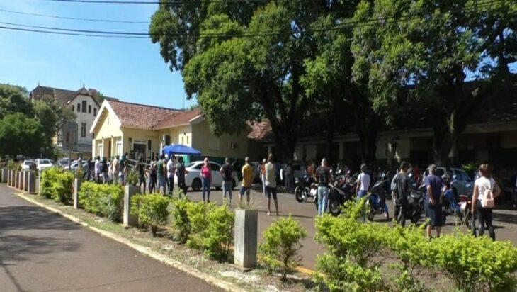 En tres días se realizaron más de 1500 hisopados de manera gratuita en el Hospital Ramón Madariaga de Posadas