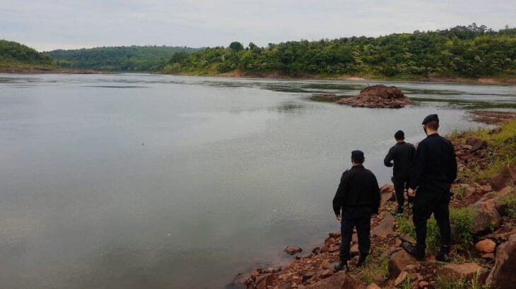 Trágico final en la búsqueda de tres niños que desaparecieron en el río Paraná a la altura de Wanda