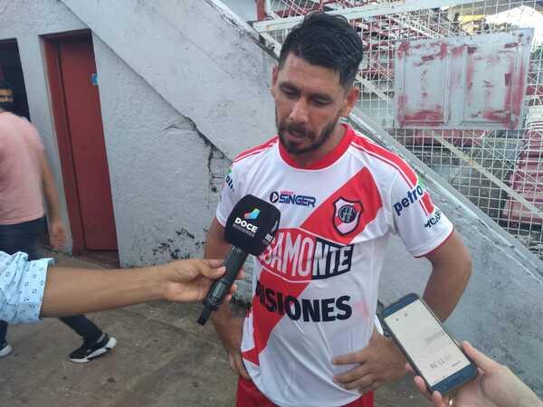 """""""Cometimos errores en el segundo tiempo y lo pagamos muy caro"""", dijo Hugo Troche sobre el angustioso empate de Guaraní Antonio Franco"""