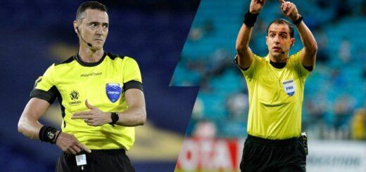 Copa Libertadores: ya están los árbitros de River y Boca para las semis de vuelta