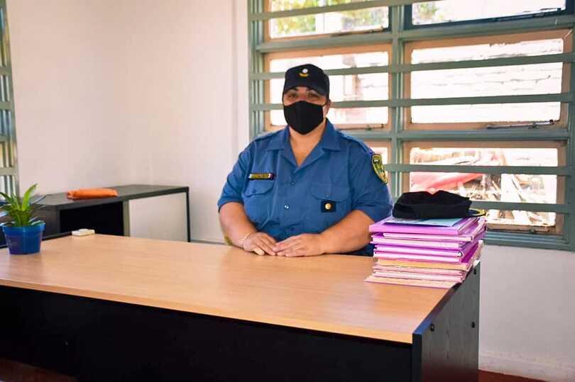 ItaembéMiníとFátimaの女性警察署の新しい当局が就任しました