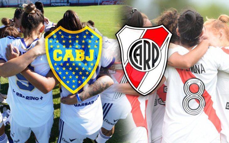 Boca y River definirán el primer campeón profesional del fútbol femenino en Argentina