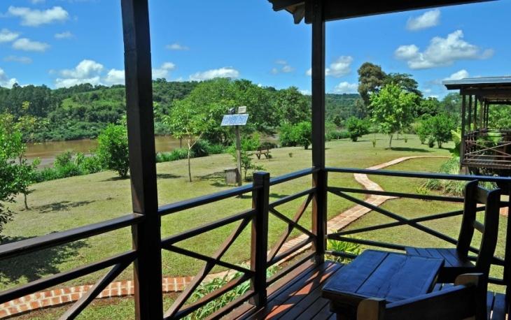 Por el aumento del turismo interno las cabañas y lodges de Misiones registran una ocupación plena hasta febrero