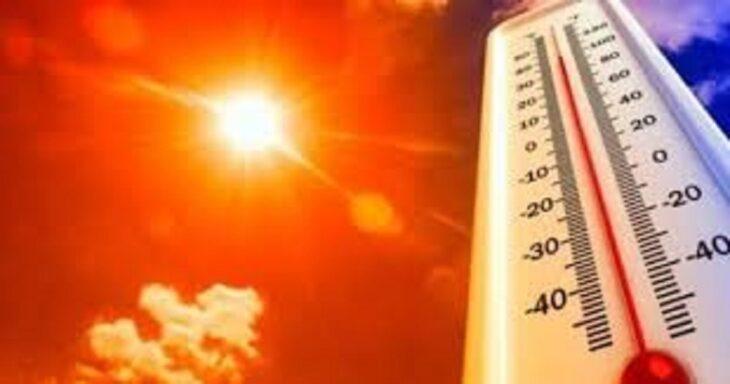 Pronóstico de domingo con tiempo bueno y caluroso para toda la provincia, con temperaturas entre 21 y 36 grados