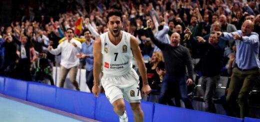 Facundo Campazzo, el mejor jugador de la década en España