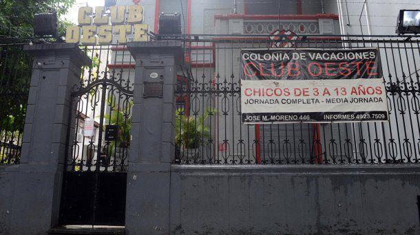 Investigan si la mujer que secuestró a un nene en una colonia tenía vínculo con un empleado del club