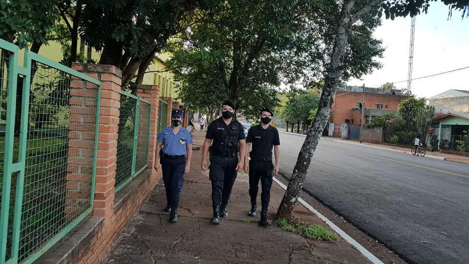 Se desplegó un nuevo Operativo Integral de Seguridad Ciudadana con más de 850 efectivos policiales en Misiones