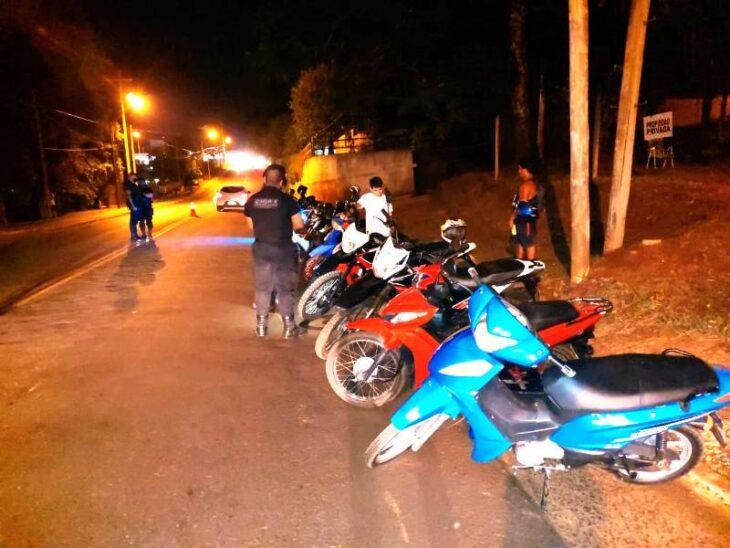 Más de 60 vehículos retenidos y 23 detenidos en Operativo de Seguridad Ciudadana desplegado en Misiones