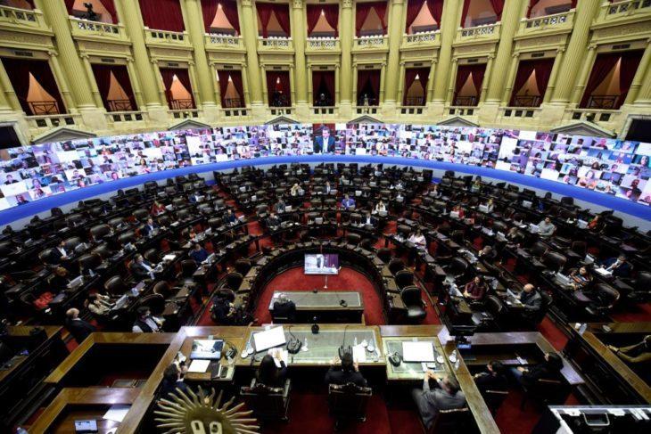 Volverán a congelar las dietas de los Diputados y Senadores