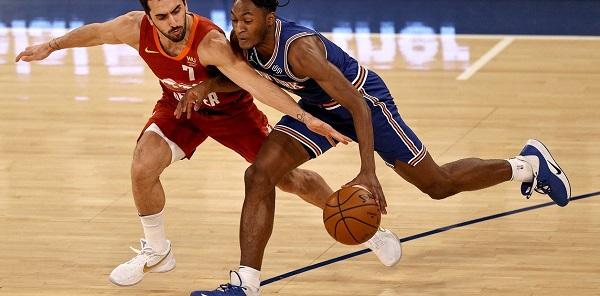 Básquet de la NBA: las perlas de Facundo Campazzo en el triunfo de Denver ante los Knicks