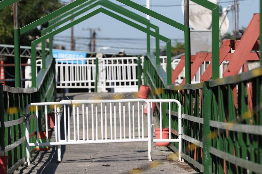 コロナウイルス:パンデミックにより、アルゼンチンとのパラグアイ国境の町がゴーストタウンに変わりました