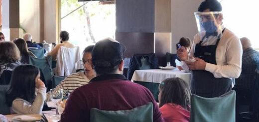 El ministro de Turismo, José María Arrúa, adelantó que comenzarán a hisopar a los empleados del sector gastronómico