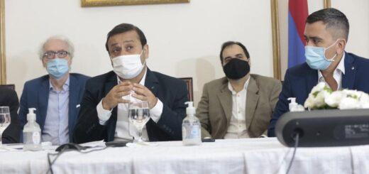"""Herrera reiteró que la seguridad sanitaria es clave para la apertura de pasos fronterizos y condicionó habilitaciones en Iguazú, Posadas e Irigoyen """"a la llegada de más vacunas"""""""