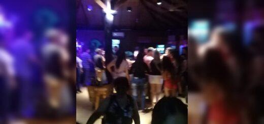 Coronavirus en Misiones: desarticularon al menos tres fiestas clandestinas entre este sábado y domingo
