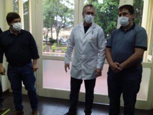 Coronavirus: habilitaron nuevo centro de testeos rápidos gratuitos en el hospital Madariaga de Posadas