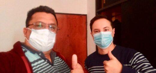 #VisiónMisionera2021: Roberto Velázquez y Gastón Gómez Cuba: médicos héroes, lo que nos dejó este 2020