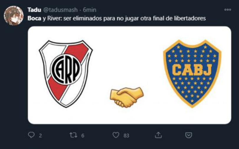 Las redes tampoco tuvieron piedad con Boca: los mejores memes de la eliminación ante Santos por la Libertadores