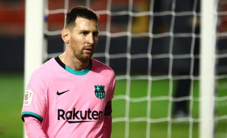 Con un gol de Lionel Messi, el Barcelona venció al Rayo Vallecano y avanzó en la Copa del Rey