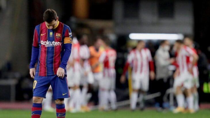 Fastidio: según la prensa catalana Messi está «cansado» de los rumores que lo vinculan con el PSG