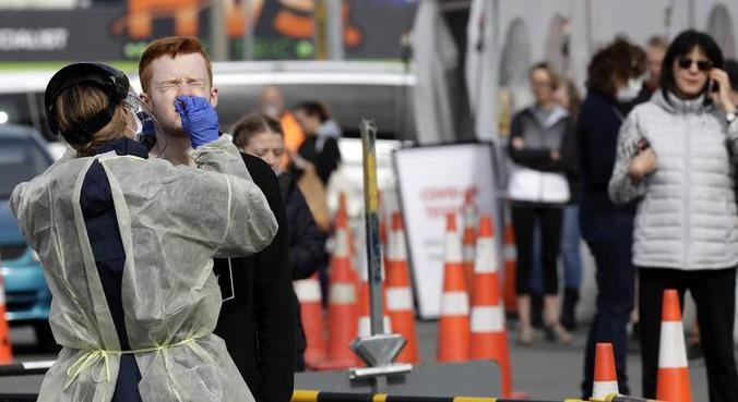 Primer contagio local de coronavirus en más de dos meses en Nueva Zelanda