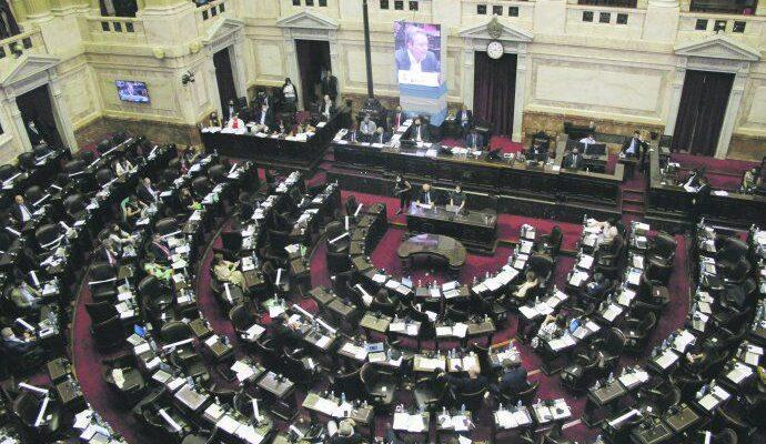 Se postergó una semana la sesión para debatir proyectos económicos en la Cámara de Diputados