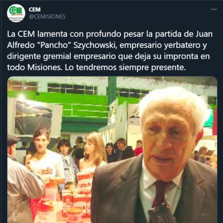 Pancho szychowski