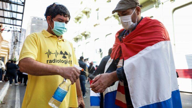 Coronavirus en Paraguay: todas las camas de terapia intensiva se encuentran ocupadas y preocupa un posible colapso
