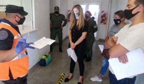 Frontera: expulsaron a una pareja de Paraguay que ingresó ilegalmente a Misiones