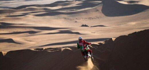 Tragedia en el Dakar: el motociclista Pierre Cherpin murió tras pasar cinco días en coma