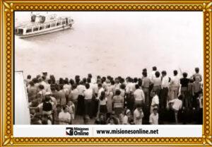"""Un día como hoy hace 48 años ocurrió en el Río Paraná la recordada tragedia de la """"Pirizal"""""""