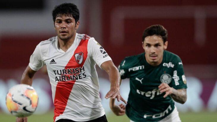 "Copa Libertadores: River va por su ""noche épica"" ante Palmeiras para llegar al Maracaná"