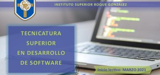 Nueva propuesta académica del Instituto Superior Roque González: Técnico Superior en Desarrollo de Software