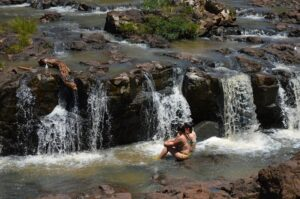 Reabren el complejo Saltos del Tabay exclusivo para residentes de Jardín América