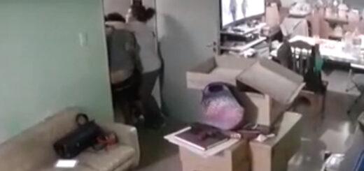 El testimonio de la familia que se abrazó bajo el marco de una puerta durante el sismo de San Juan