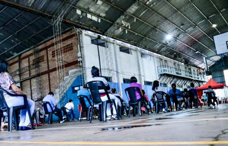 Desde hoy se realiza en Eldorado el test rápido para Covid-19