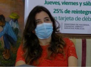 Herrera Ahuad lanzó el programa Ahora Iguazú para incentivar el consumo y recuperar la economía de la ciudad de las Cataratas, una de las más afectadas por la pandemia