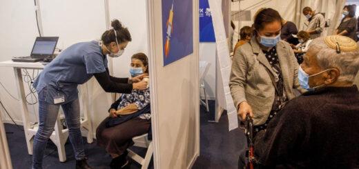 Coronavirus: varios países en el mundo ya iniciaron la vacunación de los mayores de 60 años