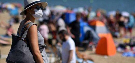 """Coronavirus: especialistas recuerdan que el coronavirus """"también se transmite al aire libre"""""""